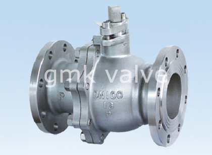 High Performance Two Way Brass Valve -