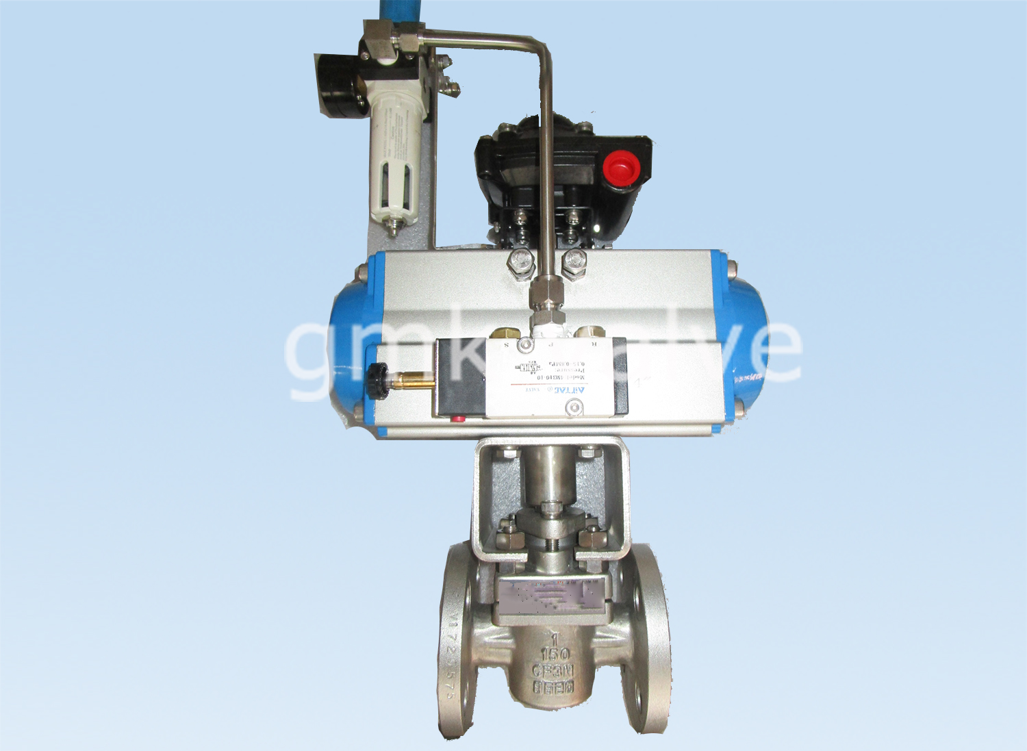 OEM China Water Seal Gate Valve -