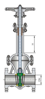 Cryogenic Gate Valve supplier