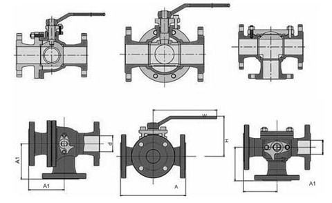 Three Way Ball Valve supplier