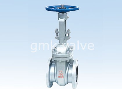 Gegoten staal Wedge Gate Valve