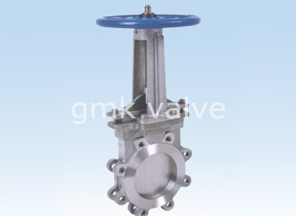 Short Lead Time for Actuator Pneumatic Butterfly Valve – Knife Gate Valve – GMK Valve