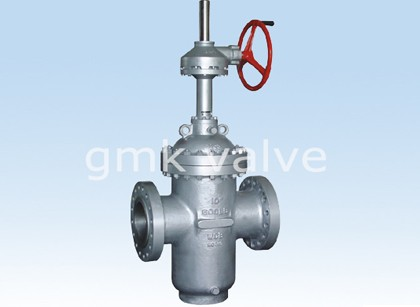 Parallel deşta Gate Valve