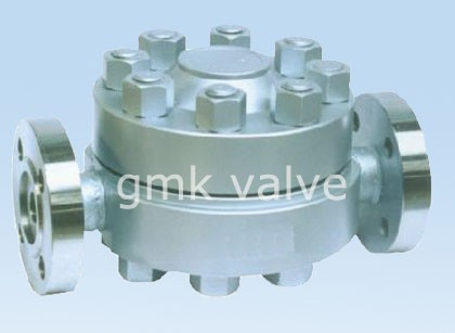 High Temperature And High Pressure Disc Type Steam Trap