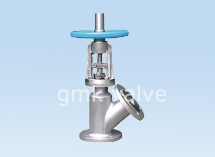 Special Design for High Temperature Needle Valve -