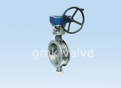 Hastelloy Butterfly က Valve