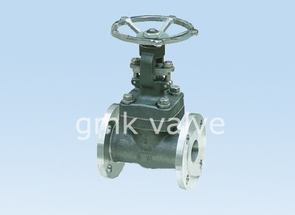 Hastelloy Gate valve