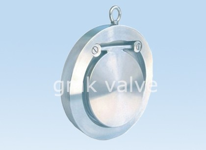 Tinapay nga manipis Single-disc Swing Check Valve