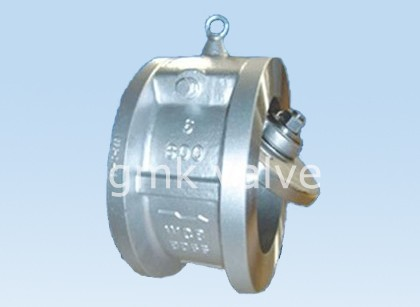 Single-disc Swing manipis nga tinapay Check Valve