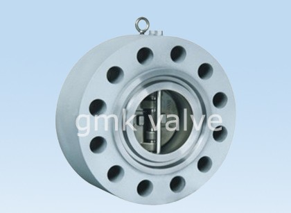 Integrated Type Lug Double-disc Swing Check Valve