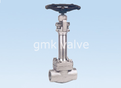 Top Quality New Type Chain Wheel Knife Gate Valve -