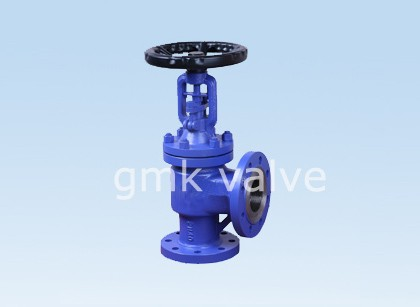 Angle Bellows Seal Globe Valve Featured Image