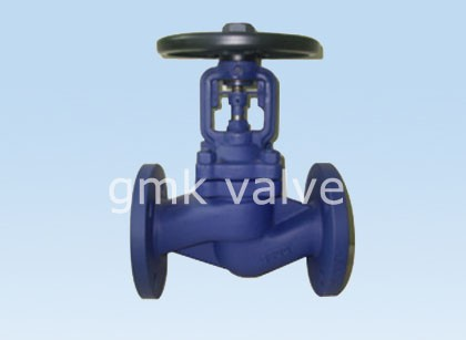 Bellow Sealed Globe Valve