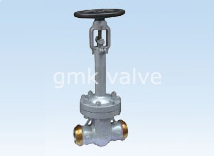 Newly Arrival Non Rising Stem Gate Valves -