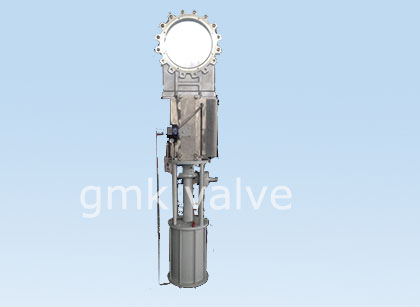 knife gate valve with pneumatic actuator Featured Image