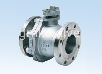 Cast Steel galleggiante Ball Valve