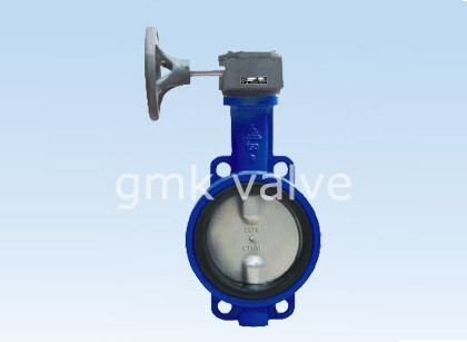 High Performance Epdm Seat Butterfly Valve -