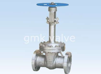 China Factory for One Piece Cast Steel Knife Gate Valve -
