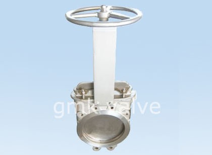 Din Stainless Steel Knife Gate Valve