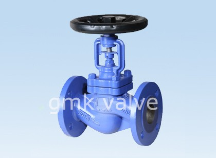 DIN Bellows Valve Globe Seal