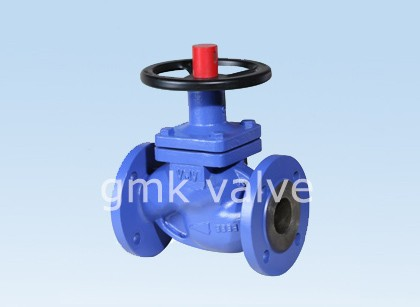 DIN стандарты Bellows Seal Globe Valve