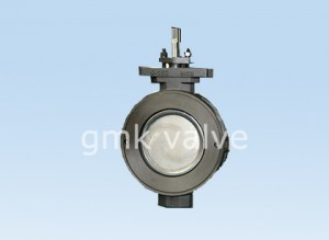 Performance High Butterfly Valve