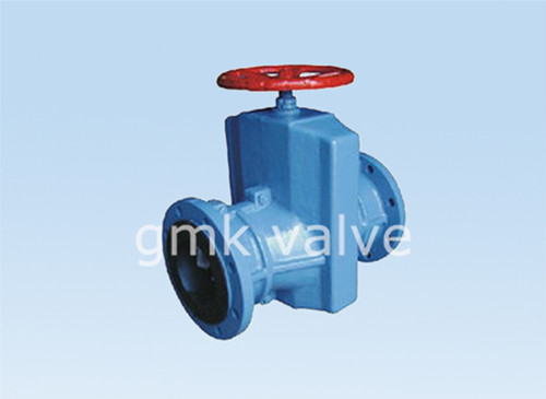 OEM Manufacturer Flanged Plug Valve -