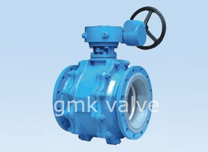 Fluorine lined ball valve Featured Image