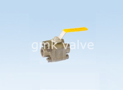 Rapid Delivery for Sanitary Clamped Ball Valves -