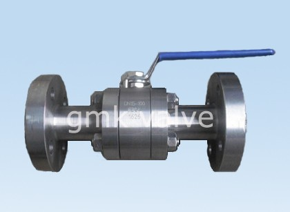 Forged Steel Flange Ball Valve