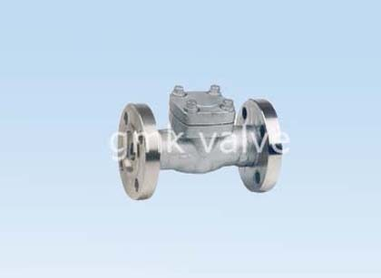 Forged Steel Flange Check Valve Featured Image