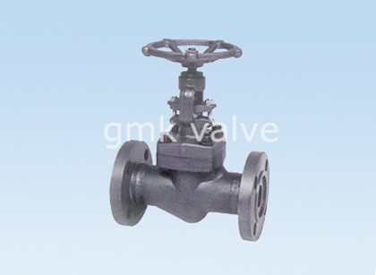 Forged Steel Flange Globe Valve Featured Image