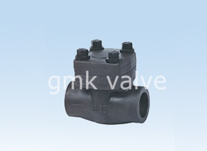 Forged Steel Piston Check Valve Featured Image