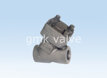 ყალბი Y Pattern Piston Check Valve
