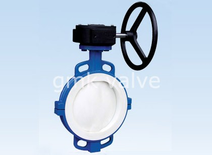 Full Lined Butterfly Valve