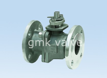 Hastelloy/Titanium Ball Valve