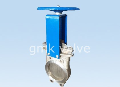 JIS Stainless Steel Knife Gate Valve
