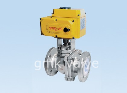 Bekleed Ball Valve