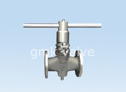 Factory making Gear Operated Ball Valve -