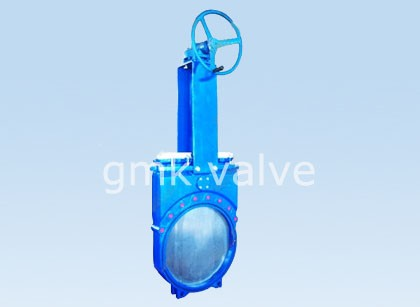 One piece Bid-direction Knife Gate Valve