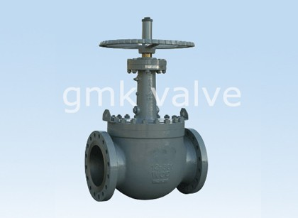 Popular Design for Iron Industrial Control Valve -