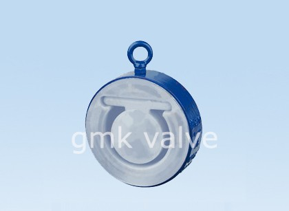 PFA lined Kontrolearje Valve (Wafer Type)