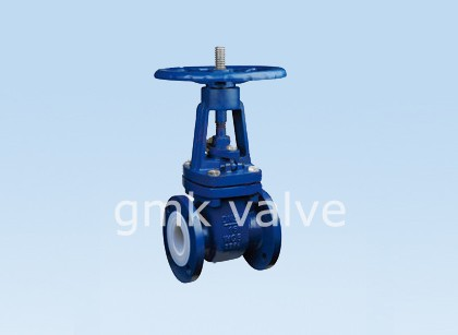 Chinese Professional Solid Wedge Valve -