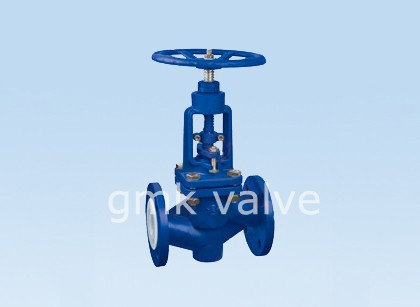2017 High quality Sea Water Butterfly Valve -<br />  PFA Lined Globe Valve - GMK Valve