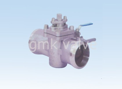 Plug Valves With Single Or Double Flush