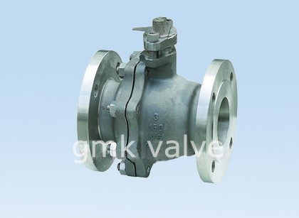 Pure Nikel Ball Valve