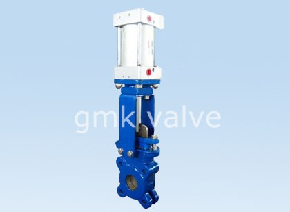 PZ73X Knife Gate Valve