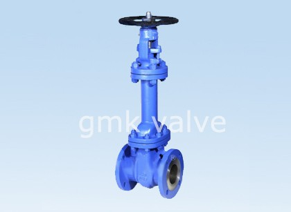 Factory wholesale Pn16 Dn65 Flanged Gate Valve Price -