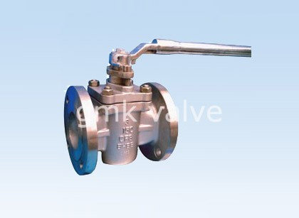 Type de manche souple Obturateur Valve Photo descriptive