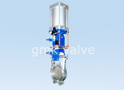 Stainless Steel Pisau Gate Valve